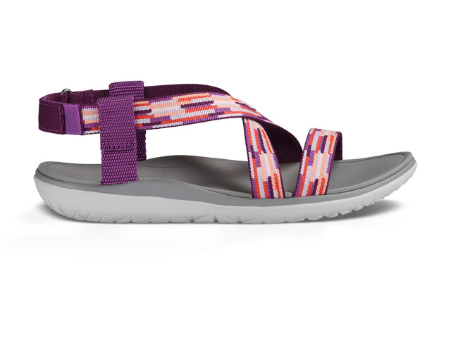 Teva W's Terra-Float Livia Sandals Tacion Purple